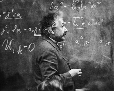 Professor Buzzkill says that Young Einstein Was Not Bad at Math