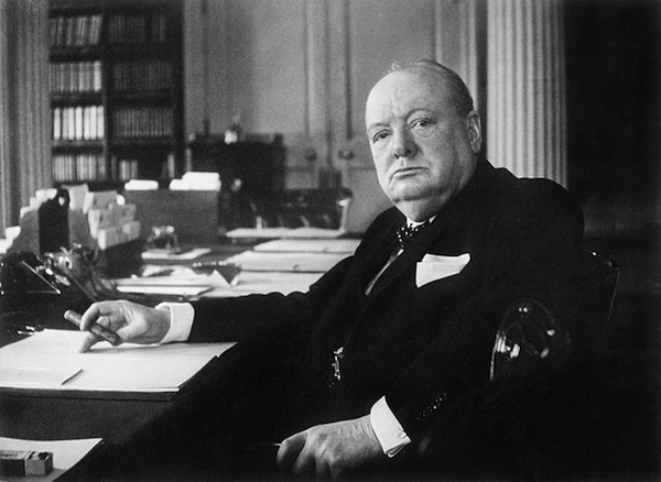 Was Churchill a Best-Selling Author?